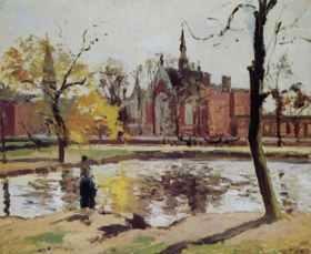 Pissarro Dulwich